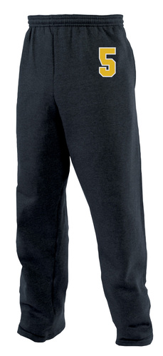 1118 - Dri-Power® Performance Fleece Open-Bottom Pant