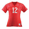 250 - Ladies Junior Fit Replica Football Tee 100% Polyester