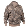 2097 - Camouflage Hooded Pullover Sweatshirt (Digital ACU)