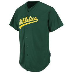 2351 - Athletics Cool Base Button Front Jersey