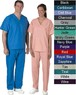 1856 -    Short Sleeve Scrubs Top